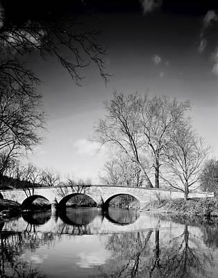 Burnside Bridge Photograph - Burnside Bridge At Antietam by Mountain Dreams