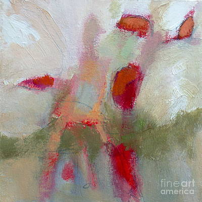 Painting - Burst II by Virginia Dauth