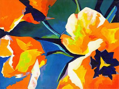 Bursting Colors  Original by Tanya Filichkin