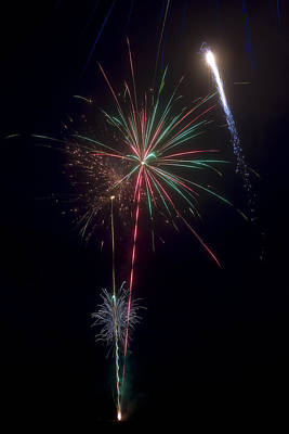 Photograph - Bursting In Air by Gene Walls