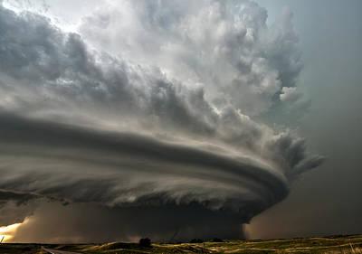 Photograph - Burwell Nebraska by Colt Forney