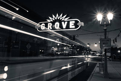 Photograph - Bus Stop by Scott Rackers