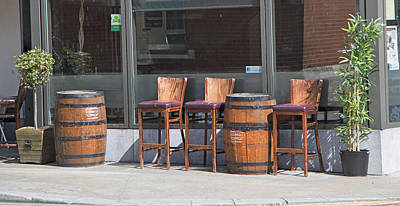 Whiskey Barrel Photograph - Bushmills Irish Whiskey by Betsy Knapp