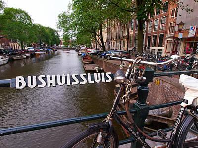 Photograph - Bushuissluis by Jouko Lehto