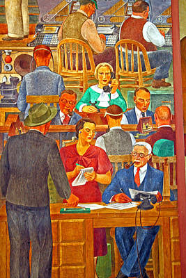 Photograph - Business Looking Busy by Joseph Coulombe