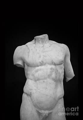 Headless Photograph - Bust by Edward Fielding