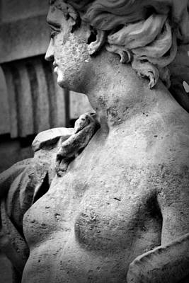 Photograph - Bust Of Venus by Nadalyn Larsen
