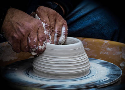 Photograph - Busy Hands by Donna Lee