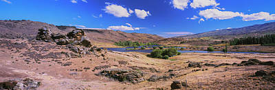 Alexandra Photograph - Butchers Dam Close To Alexandra by Panoramic Images