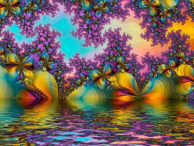Digital Art - Butterfllies 3 by Alexandru Bucovineanu