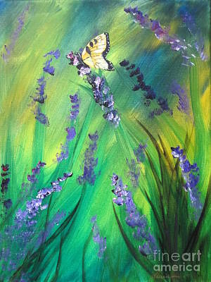 Butterfly 3 Art Print by Laurianna Taylor