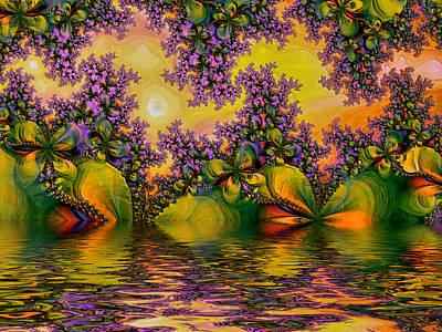 Digital Art - Butterflies 4 by Alexandru Bucovineanu