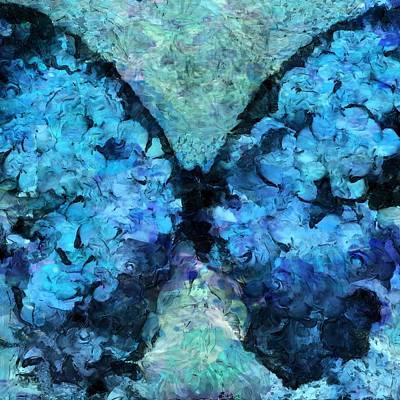 Butterfly Art - D11bl02t1c Art Print