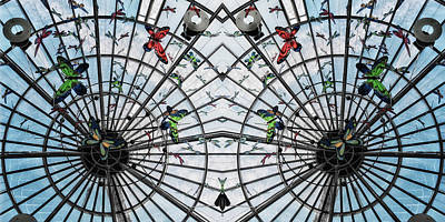 Photograph - Butterfly Cage, 2014 by Ant Smith
