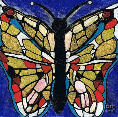Painting - Butterfly by Karen Jane Jones