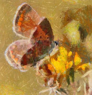 Digital Art - Butterfly Life by Yury Malkov