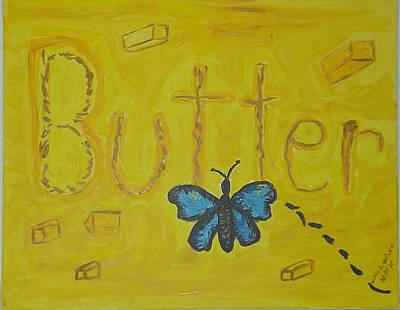 Butterfly- 1st In Set Original