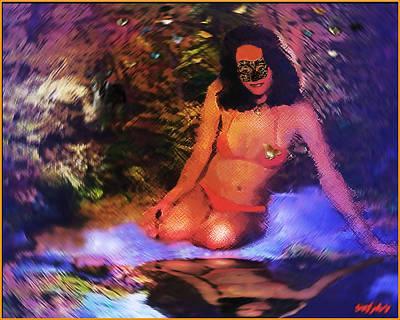 Bikini Digital Art - Butterfly by Richard Hemingway