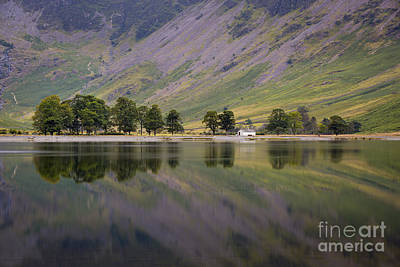 Photograph - Buttermere Dawn by Brian Jannsen