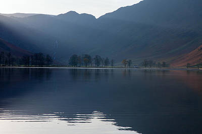 Photograph - Buttermere Rays by Nick Atkin