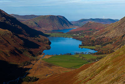 Photograph - Buttermere View by Nick Atkin