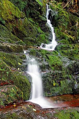 Photograph - Buttermilk Falls by Dawn J Benko