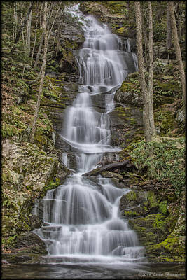 Photograph - Buttermilk Falls by Erika Fawcett