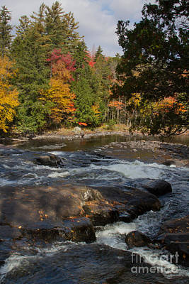 Photograph - Buttermilk Falls Ny by Chris Scroggins