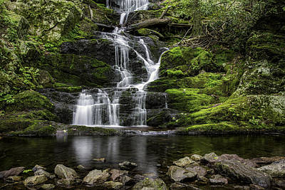 Photograph - Buttermilk Falls by Sara Hudock