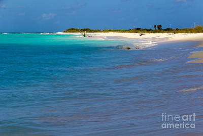 Bvi At Its Best Art Print by Beverly Tabet