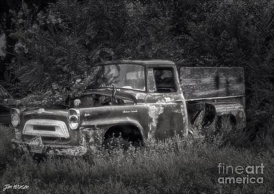 Black And Whits Photograph - Bw070914 by Jim Hansen