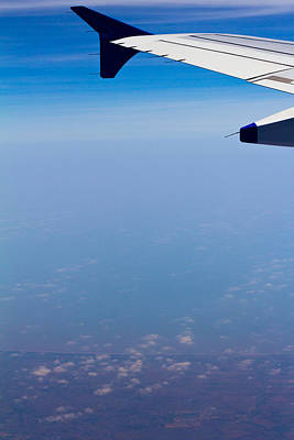 Terra Firma Photograph - by Land Sea or Air by Saurav Pandey