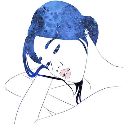 By Starlight Art Print