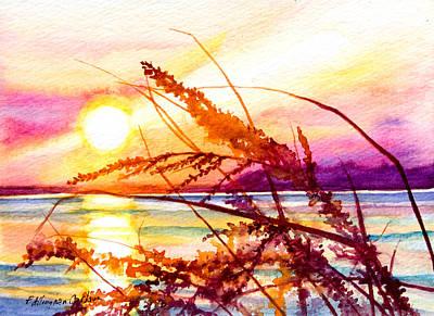 By The Bay II Original by Patricia Allingham Carlson