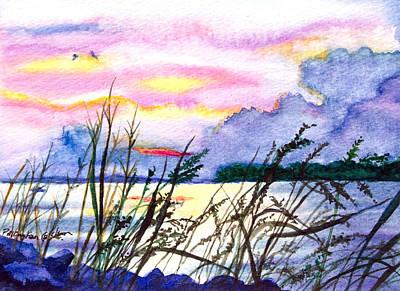 By The Bay Original by Patricia Allingham Carlson