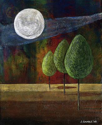 By The Light Art Print