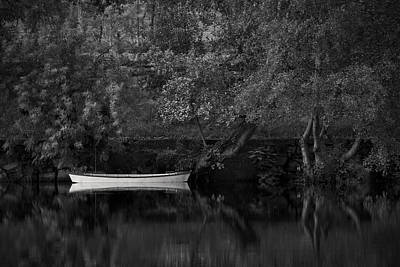 Photograph - By The River Bank by Antonio Jorge Nunes