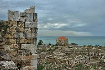 Photograph - Byblos 1 by Steven Richman