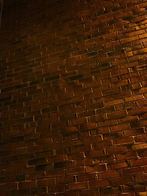 Photograph - Bye Bye Brick Wall by Guy Ricketts
