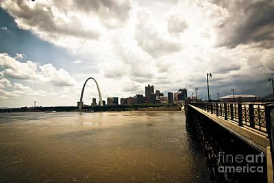 Photograph - Bye Bye Saint Louis by Will Cardoso