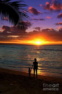 Photograph - Bye Bye Sun by Patrick Witz