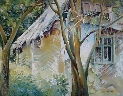 Bygone Times Original by Elena Oleniuc