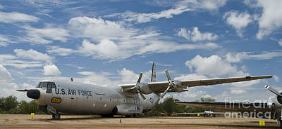 Photograph - C-133 Cargomaster by Tim Mulina