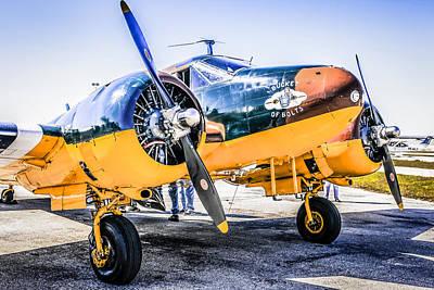C-45 Expeditor Original by Chris Smith