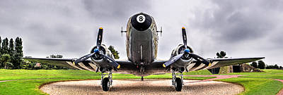 Photograph - c-47 snafu special Front by Weston Westmoreland