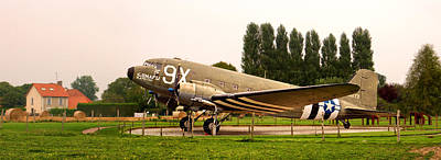 Photograph - c-47 snafu special Side by Weston Westmoreland