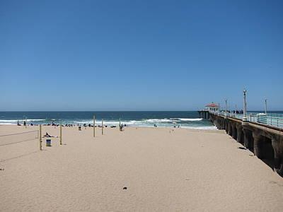 Wave Photograph - Ca Beach - 12123 by DC Photographer