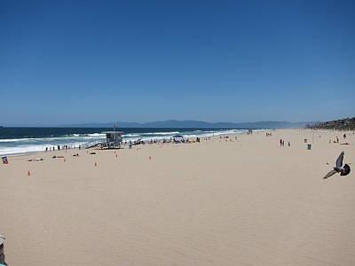 Ca Photograph - Ca Beach - 12124 by DC Photographer