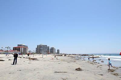 Sand Photograph - Ca Beach - 121245 by DC Photographer