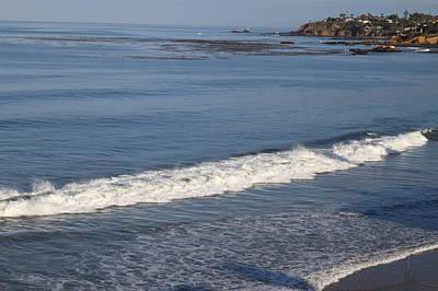 Waving Photograph - Ca Beach - 121279 by DC Photographer